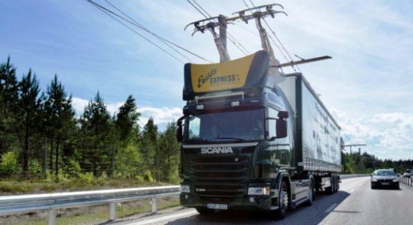Scania provee camiones eléctricos