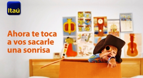Banco Itaú y el Día del Niño