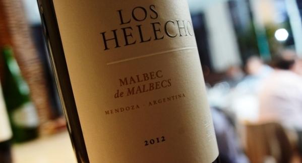 Los Helechos Malbec de Malbecs