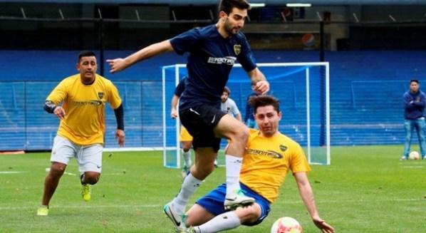 Copa Socios F5 Boca Juniors
