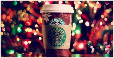 Navidad en Starbucks
