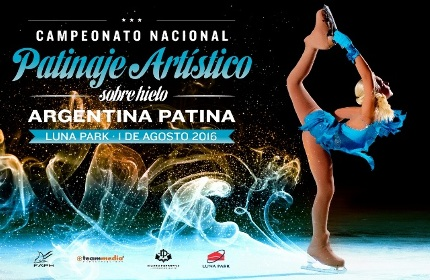 """Argentina patina sobre Hielo"""