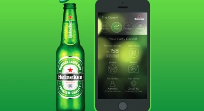 "Heineken ""Soccer is here"""
