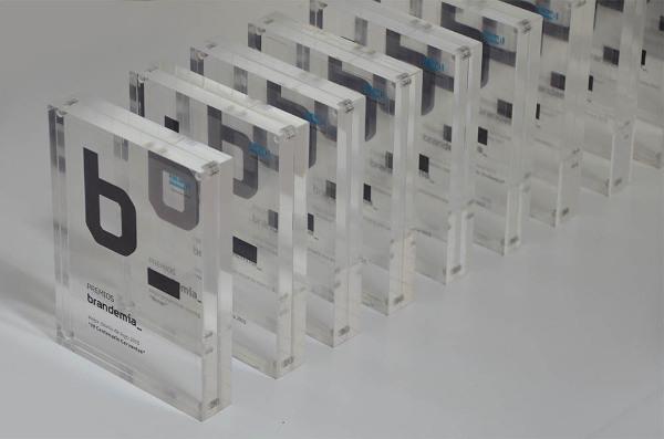 Premios para Interbrand