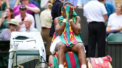 Toalla de Wimbledon
