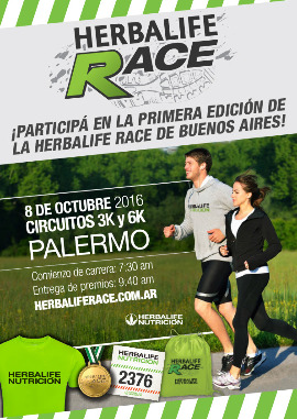 Herbalife Race Buenos Aires