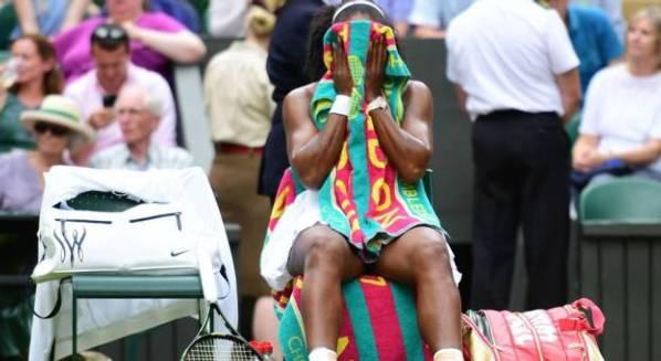 Las toallas de Wimbledon