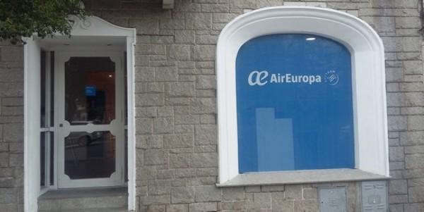 Oficinas Air Europa
