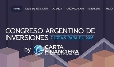 Congreso Argentino de Inversiones
