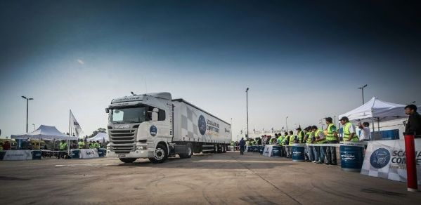 Scania Driver Competitions