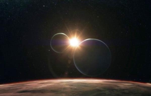 """""""Alineación de planetas"""""""