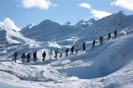 Big Ice en el Glaciar Perito Moreno