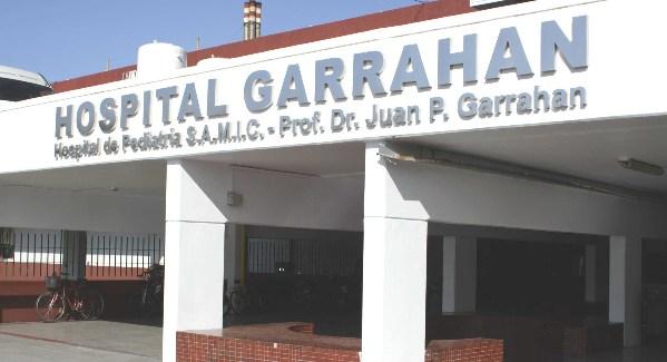 "Hospital Nacional de Pediatría ""Prof. Dr. Juan P. Garrahan"""
