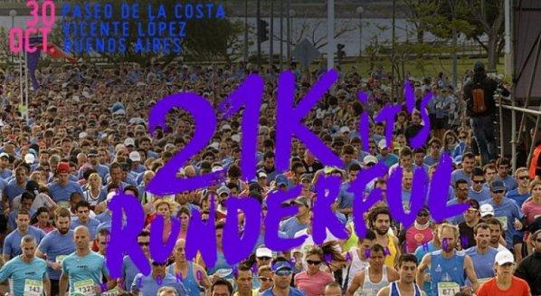 21K Mizuno Half Marathon Buenos Aires