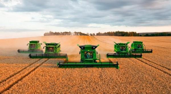 Comercialización y exportación de granos