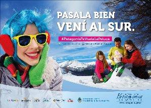 #PatagoniaTeVuelaLaPeluca.