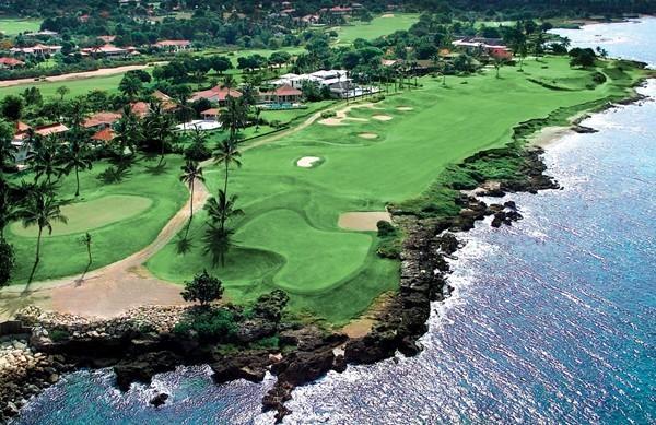 República Dominicana y el golf