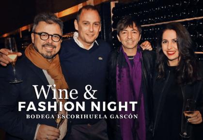 Wine & Fashion Night
