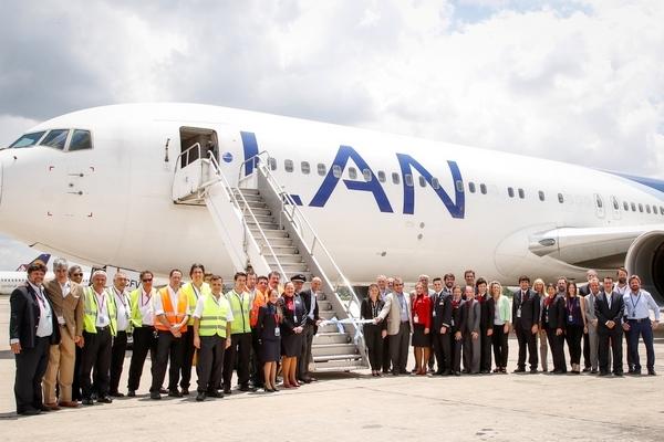 Nuevo avión