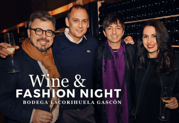 Wine & Fashion Night