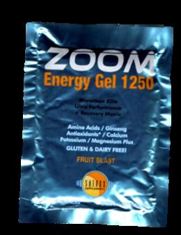 Zoom Energy Gel 1250