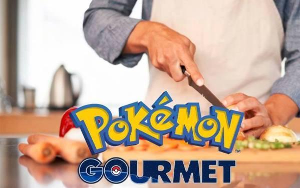 Pokemon GOurmet