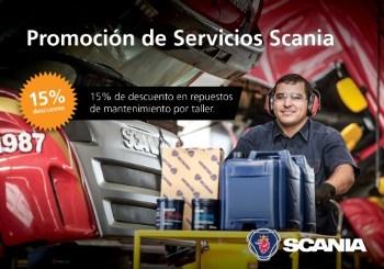 Nueva promo de Scania