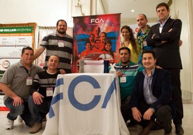 Premios para FCA Automobiles Argentina