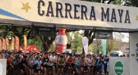 Carrera Maya Jumbo 10K