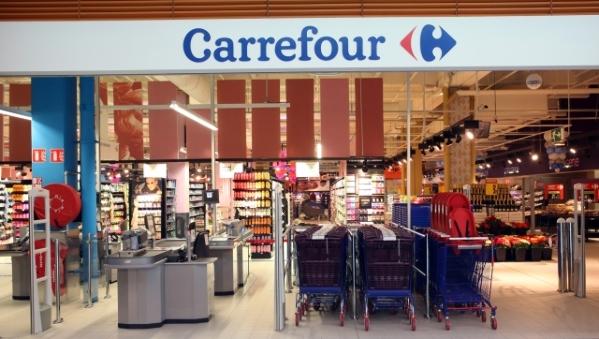 Carrefour en el Cyber Monday