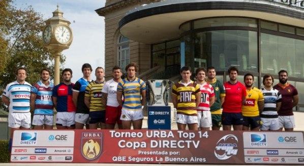 Torneo de la URBA Top 14