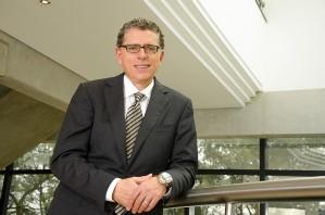 Laércio Cosentino es fundador y CEO de TOTVS.