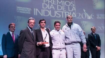 Premio a la Industria por Ecoeficiencia