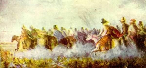 Güemes y la guerra gaucha