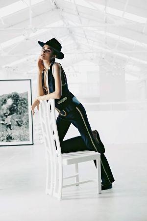 Cher y su estilo siempre fiel a la marca.