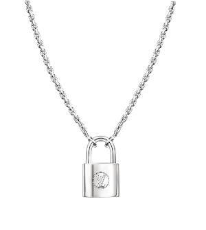 El silver lockit de LV.