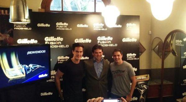 Evento Gillette Fusion ProShield