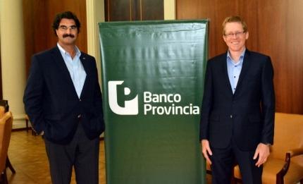 Juan Curutchet y Leonardo Sarquís