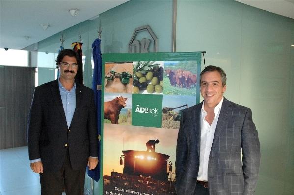 Leonardo Sarquís y José Demicheli