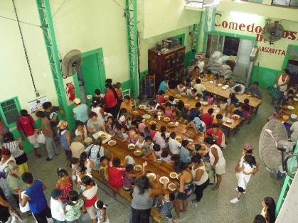 Comedor Los Piletones de Margarita Barrientos