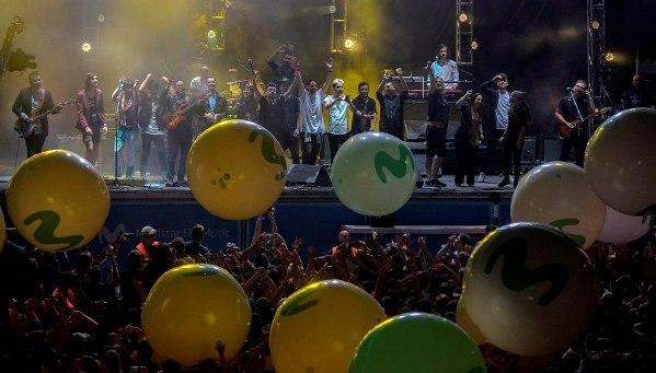 Movistar FRI Music celebra a Soda Stereo