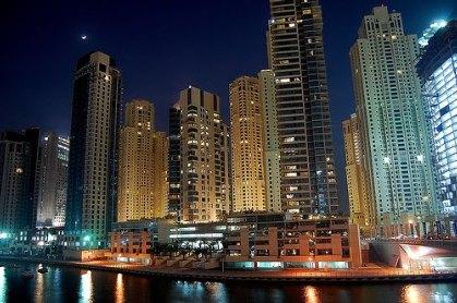 Infraestructura en el mundo: Dubai