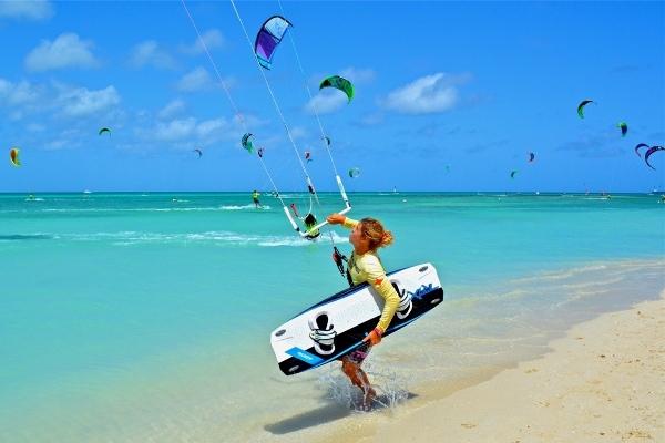 Aruba en Punta