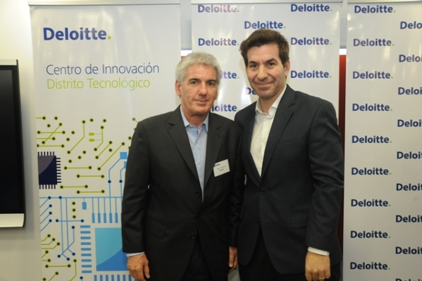 Miguel Maxwell y Andy Freire