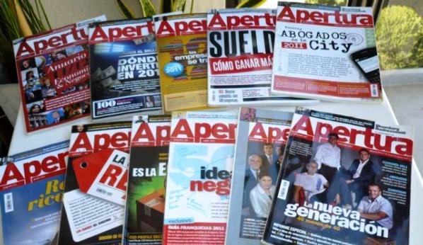Revista Apertura