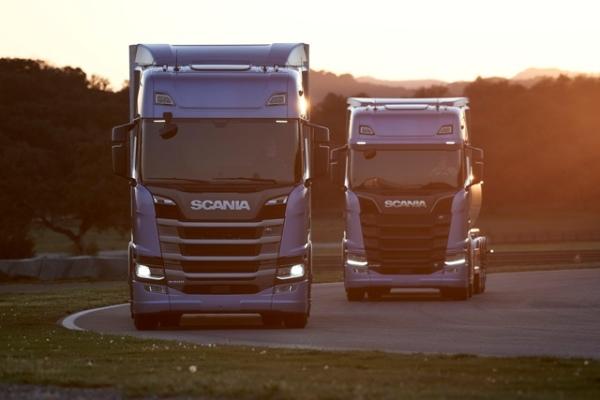 Nueva Generación de Scania