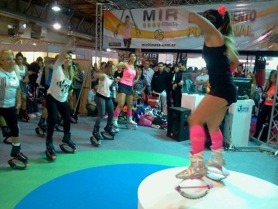 Expo Mercado Fitness