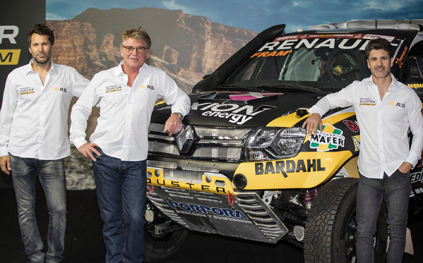 Renault Duster Dakar Team
