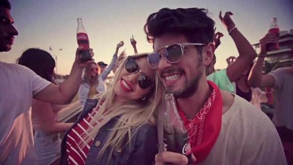 Coca Cola y Rombai