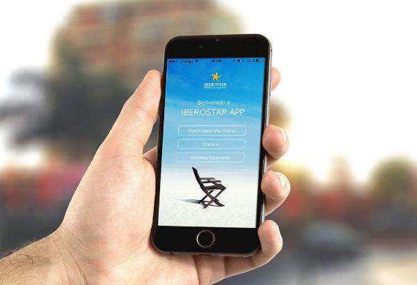 IBEROSTAR presentó su nueva app